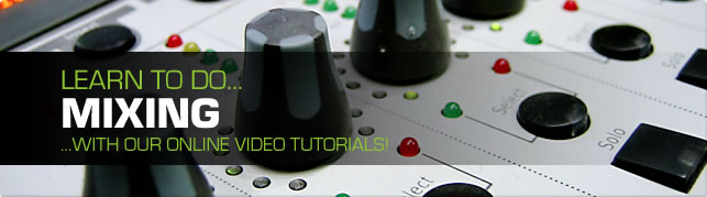 Audio Mixing Courses