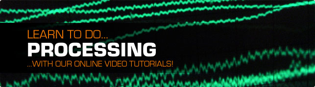 Audio Processing Courses
