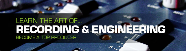Recording & Engineering Courses