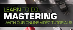Audio Mastering Courses