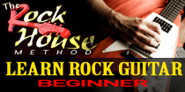 Learn Rock Guitar Beginner