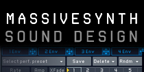 Sound Design with MassiveSynth