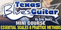 Mini Course: Essential Scales & Practice Methods