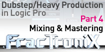 Dubstep Mixing and Mastering in Logic