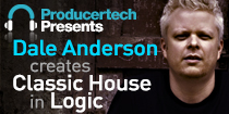 Dale Anderson creates Classic House in Logic