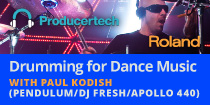 Drumming for Dance Music (EDM) with Paul Kodish