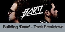 Building 'Dave' - Track Breakdown By BAR9
